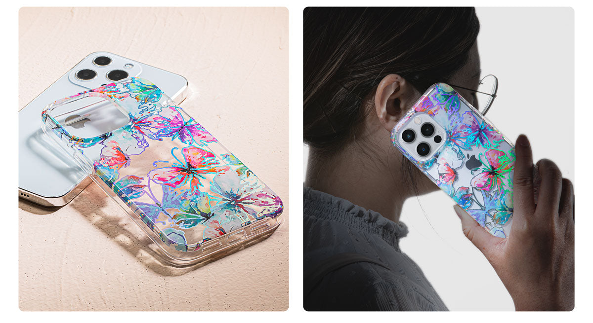 LAUT - CRYSTAL PALETTE case for iPhone 13 Series