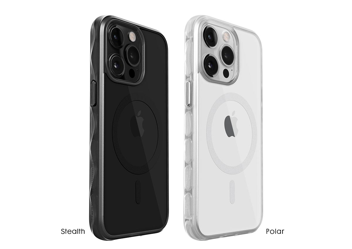 LAUT - CRYSTAL MATTER (IMPKT) - TINTED SERIES case with MagSafe for iPhone 13 Series