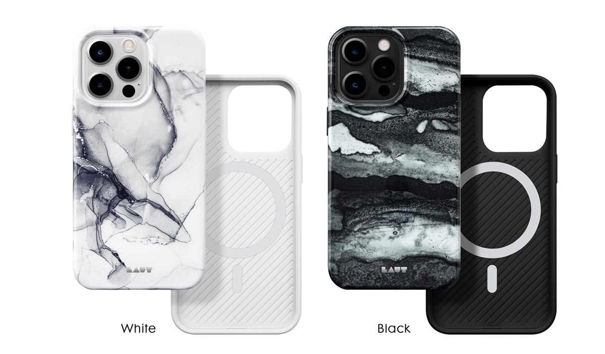LAUT - HUEX INK case with MagSafe for iPhone 13 Series