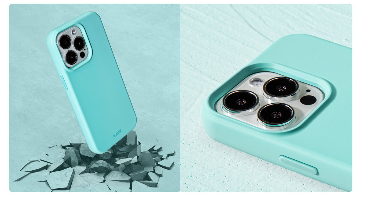 LAUT - HUEX PASTEL case with MagSafefor iPhone 13 Series