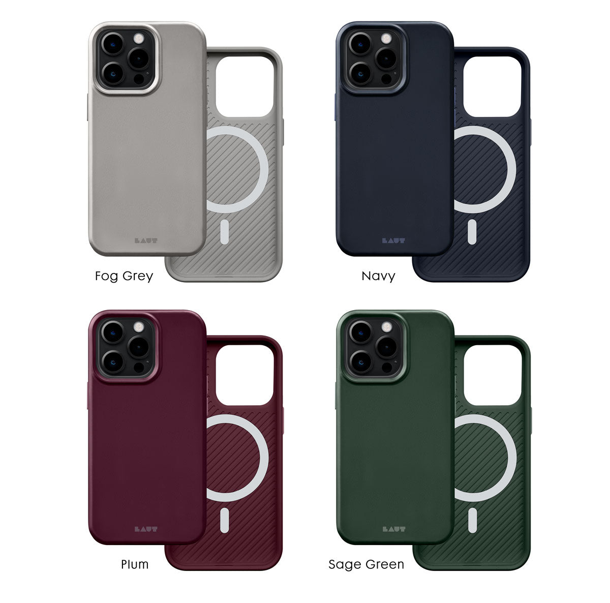 LAUT - HUEX case with MagSafe  for iPhone 13 Series