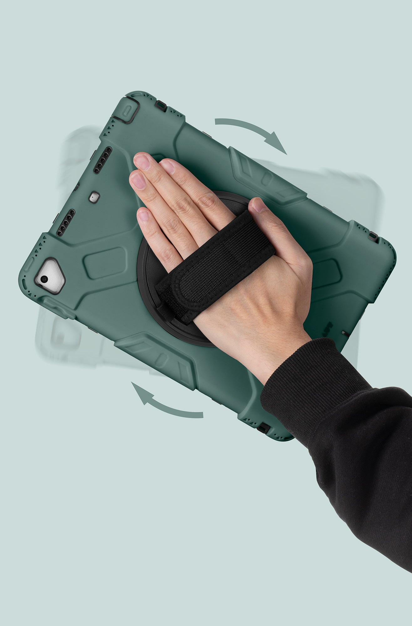 LAUT - SHIELD ENDURO case with Pencil Holder for iPad Air 10.2
