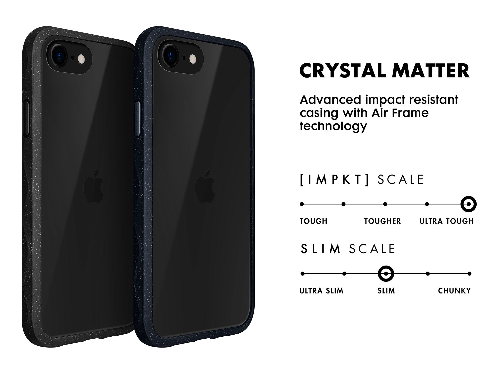 LAUT - Crystal Matter for iPhone SE 2020