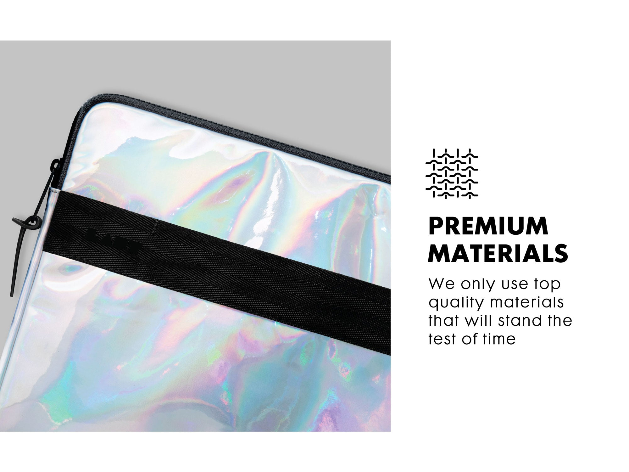 LAUT HOLOGRAPHIC Protective Sleeve for Macbook 13-inch