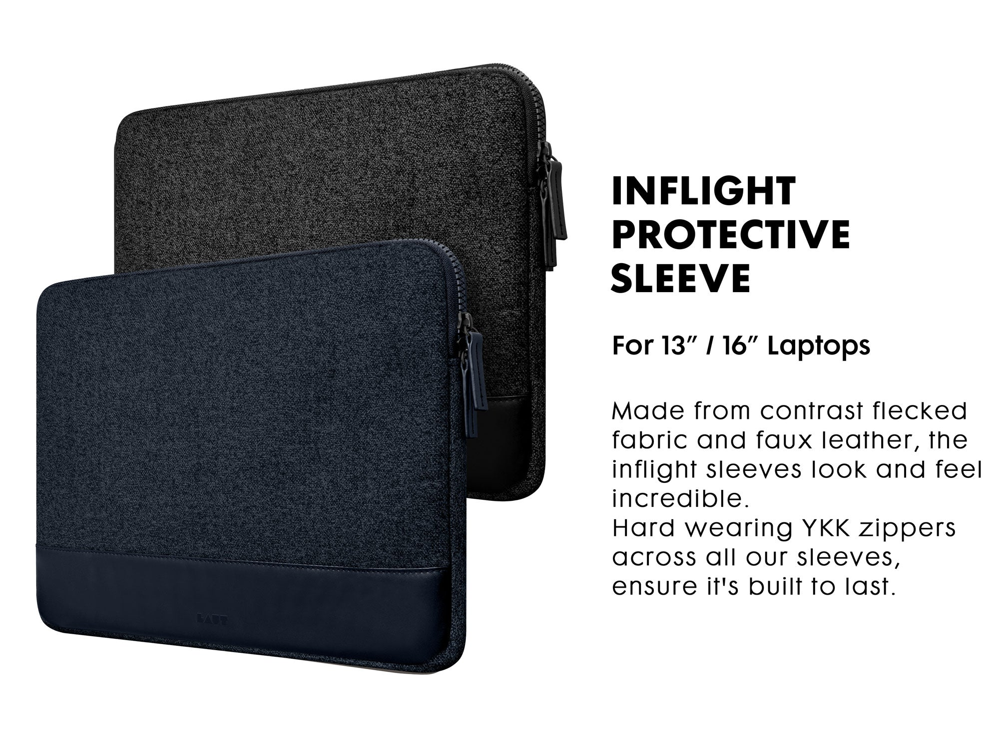 LAUT InFlight Protective Sleeve for MacBook 13-inch / MacBook 16-inch