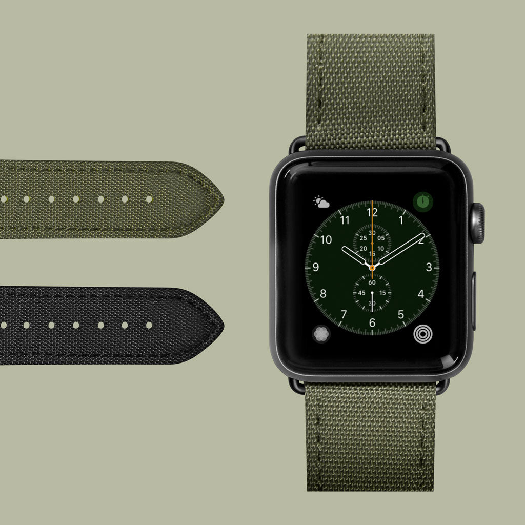 Technical Watch Strap for Apple Watch Series 1/2/3/4