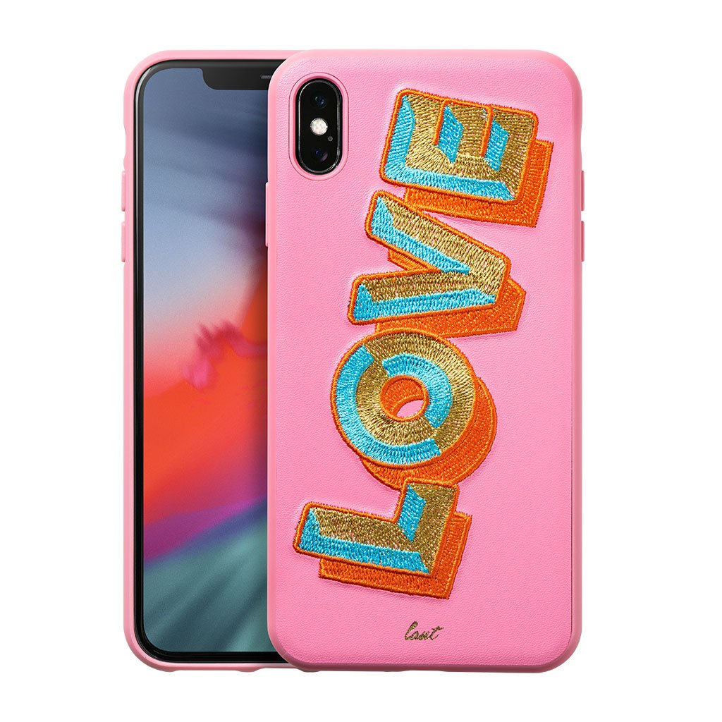 LAUT-L-O-V-E for iPhone XS Max-Case-For iPhone XS Max