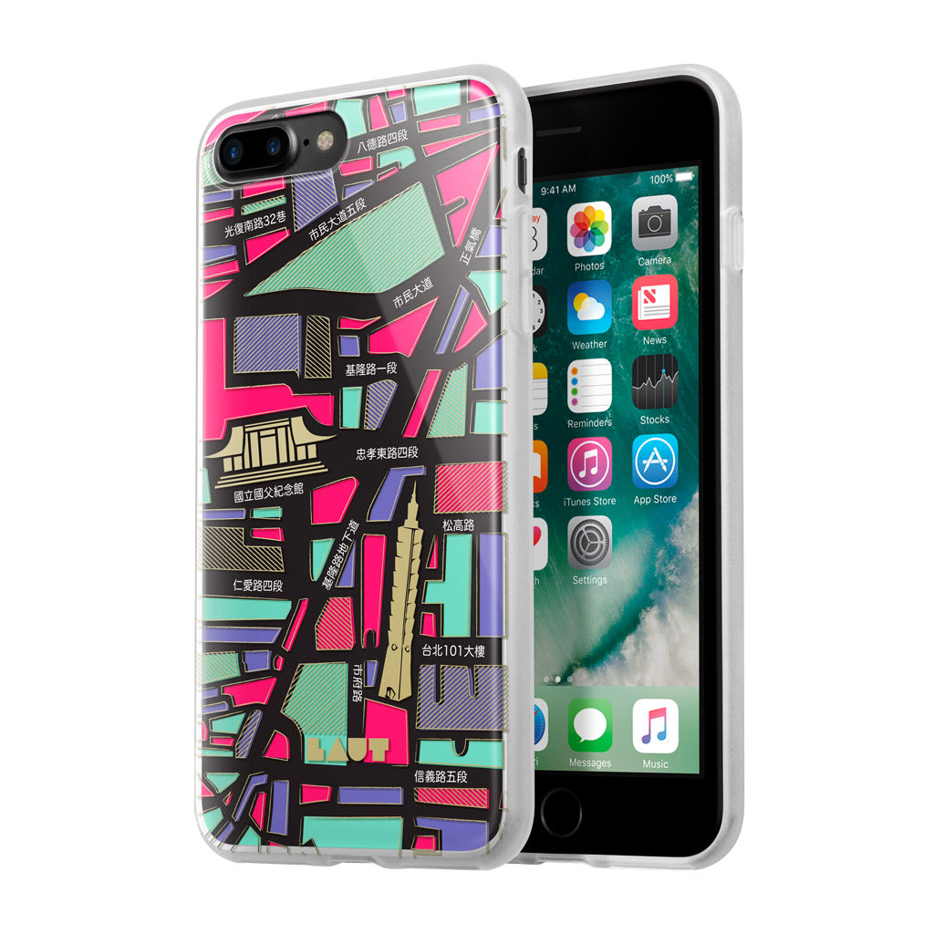 LAUT-NOMAD Taipei-Case-For iPhone 8 Plus