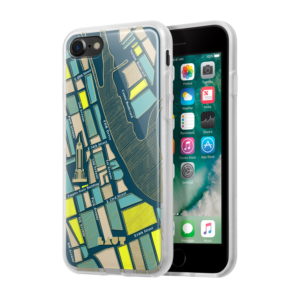 LAUT-NOMAD New York-Case-For iPhone 8