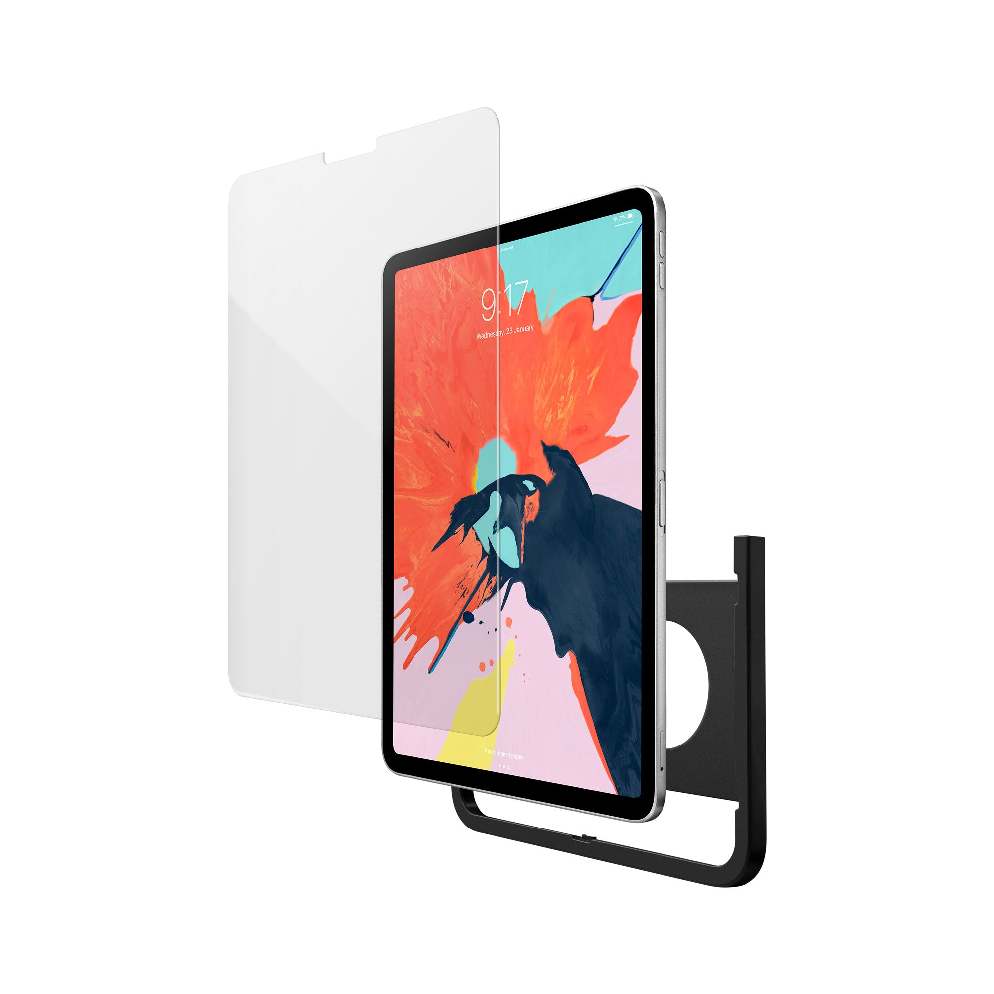 LAUT-PRIME Glass for iPad Pro 12.9-inch (Late 2018)-Screen Protector-iPad Pro 12.9-inch (Late 2018)