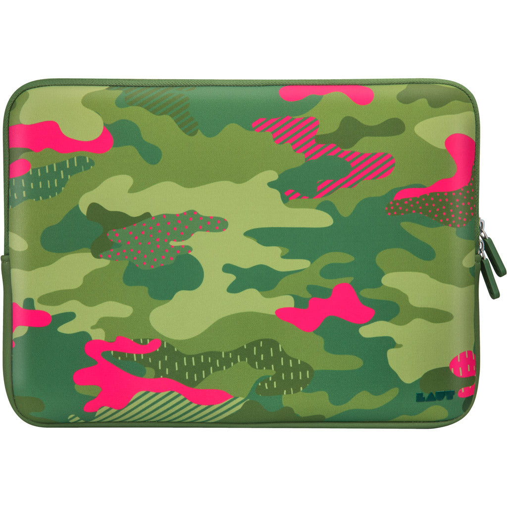 LAUT-POP CAMO - Tropical Protective Sleeve for MacBook 13-inch-Case-For MacBook 13""