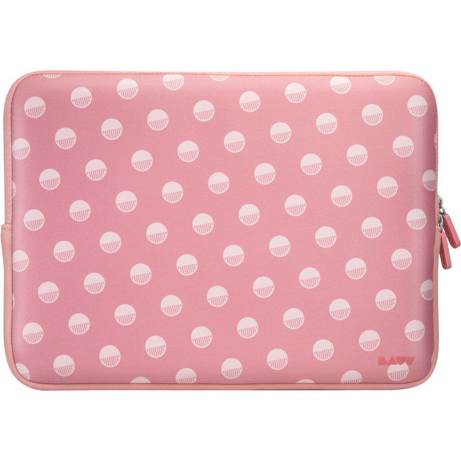 Laut Macbook Cases Protection Usa Case Pro Retina 15 Inch Grey Matte Pop Polka Pink Protective Sleeve For 13