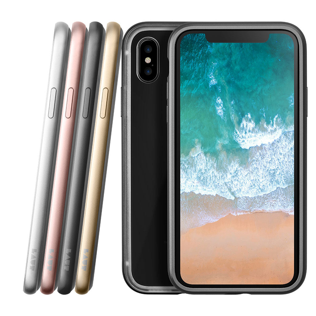 LAUT-EXOFRAME for iPhone X-Case-For iPhone X