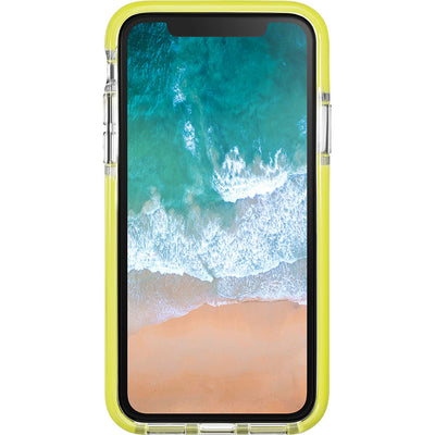 LAUT-FLURO [IMPKT] for iPhone X-Case-For iPhone X