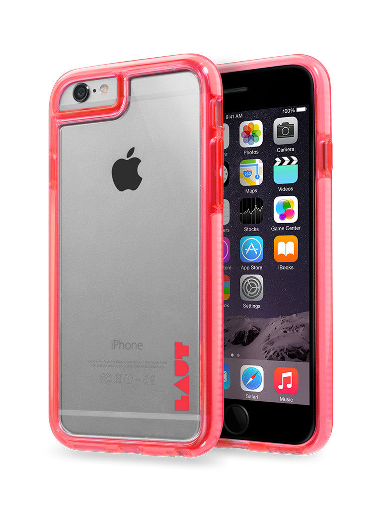 LAUT-FLURO [IMPKT]-Case-For iPhone 6 series