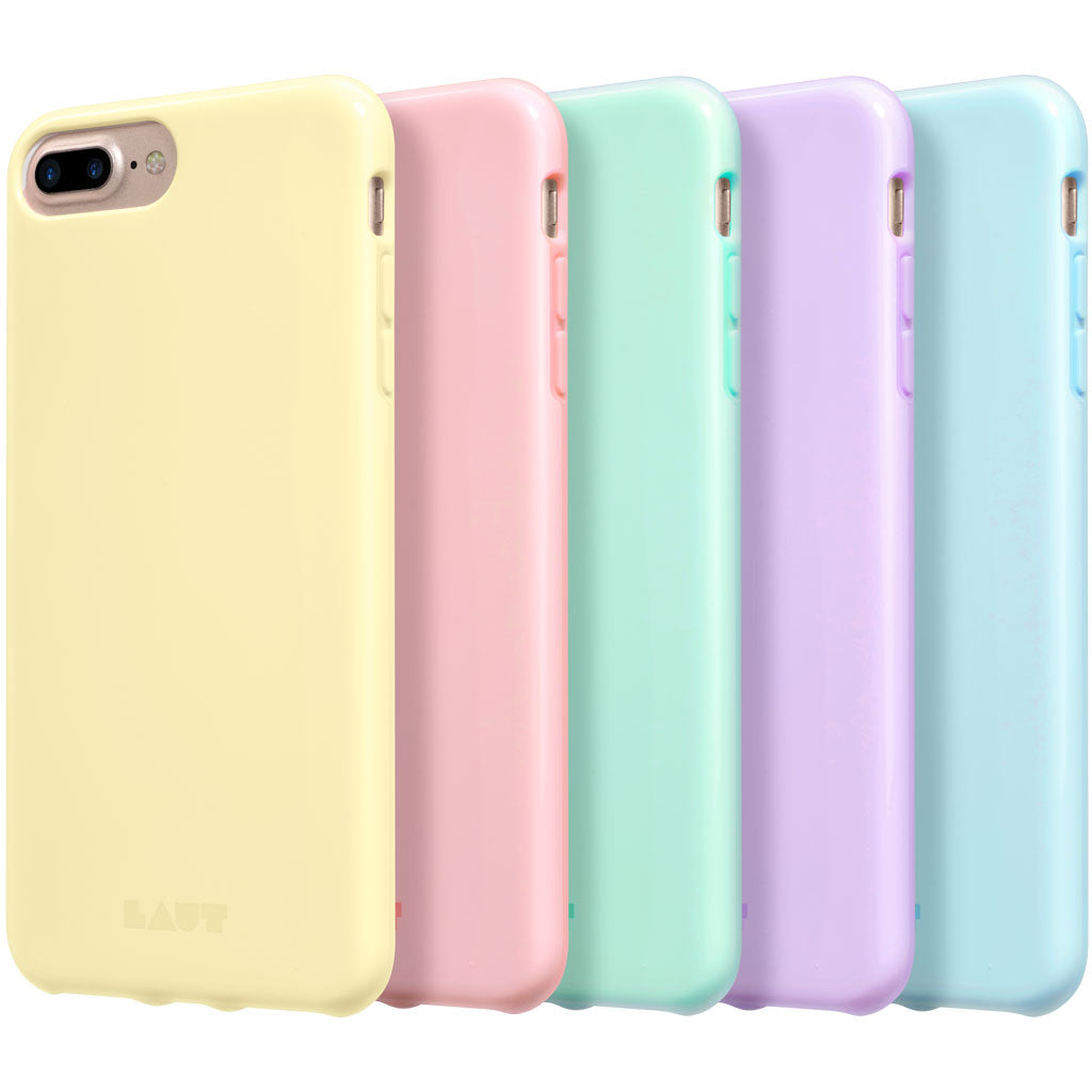 LAUT-HUEX PASTELS for iPhone 8/7/6s/6 Plus-Case-For iPhone 8/7/6s/6 Plus