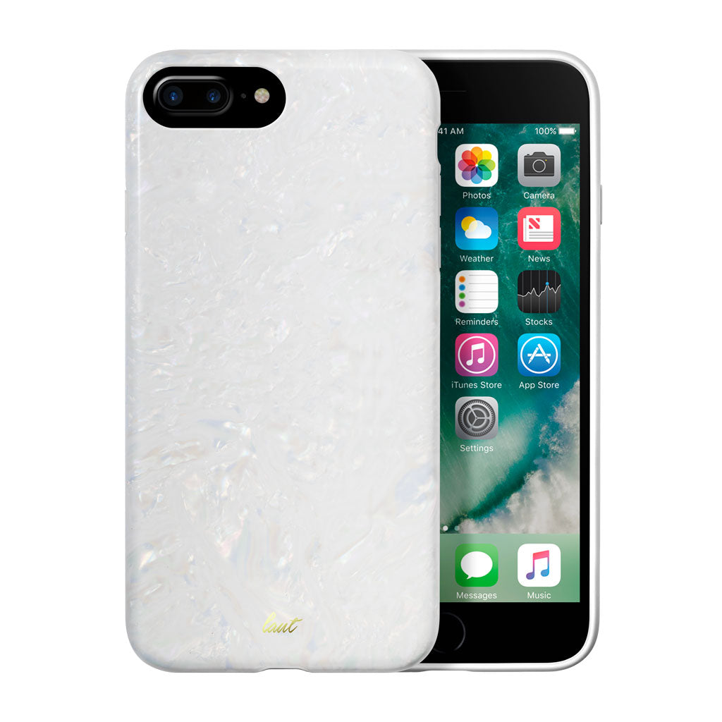 LAUT-POP ARCTIC PEARL for iPhone 8/7/6s/6 Plus-Case-For iPhone 8/7/6s/6 Plus
