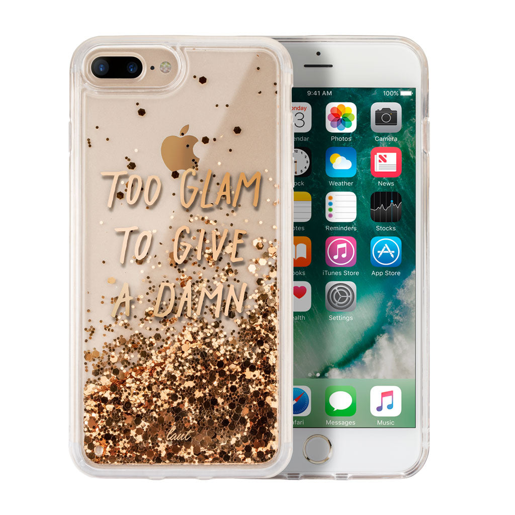 new concept 4847c 8af83 POP GLITTER GLAM for iPhone 8/7/6s/6 Plus