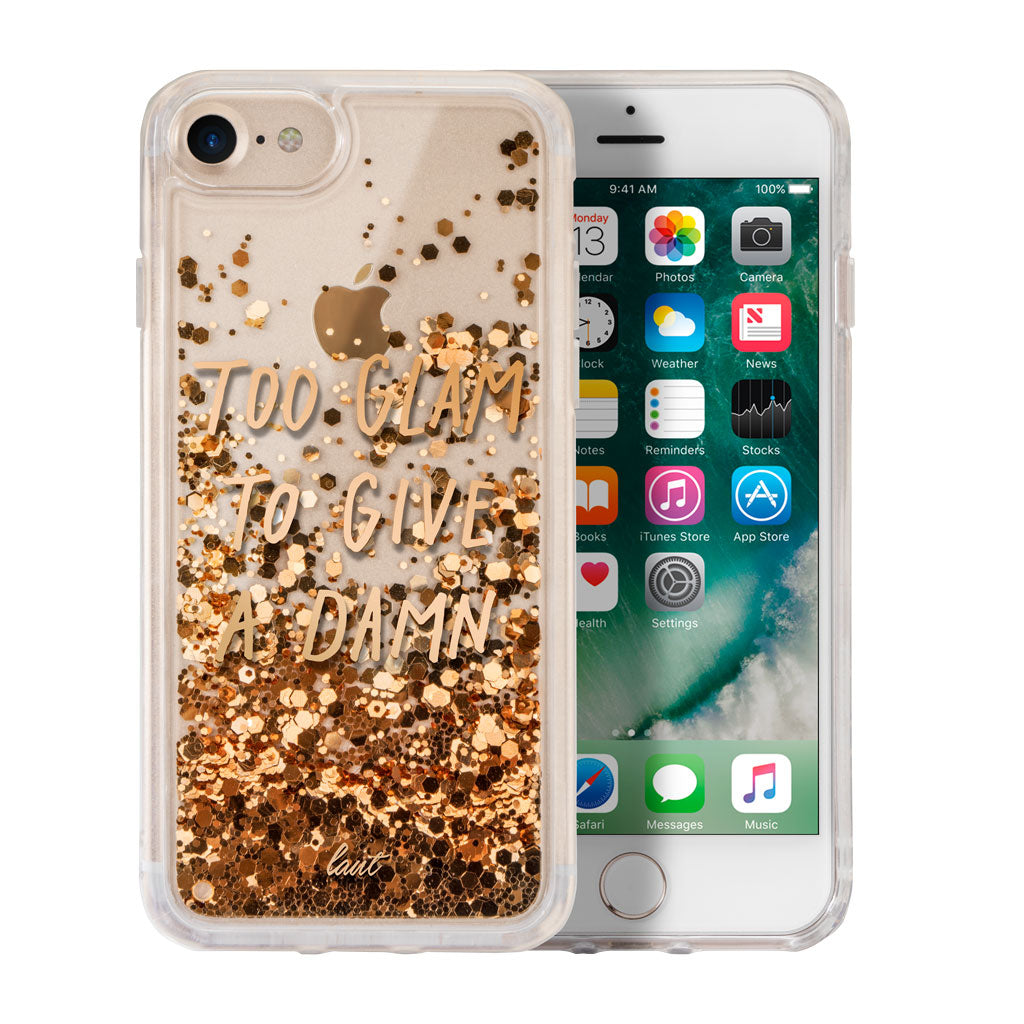 detailed look 376d2 214c5 POP GLITTER GLAM for iPhone 8/7/6s/6