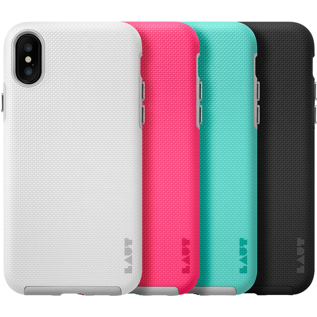 LAUT-SHIELD for iPhone X-Case-For iPhone X