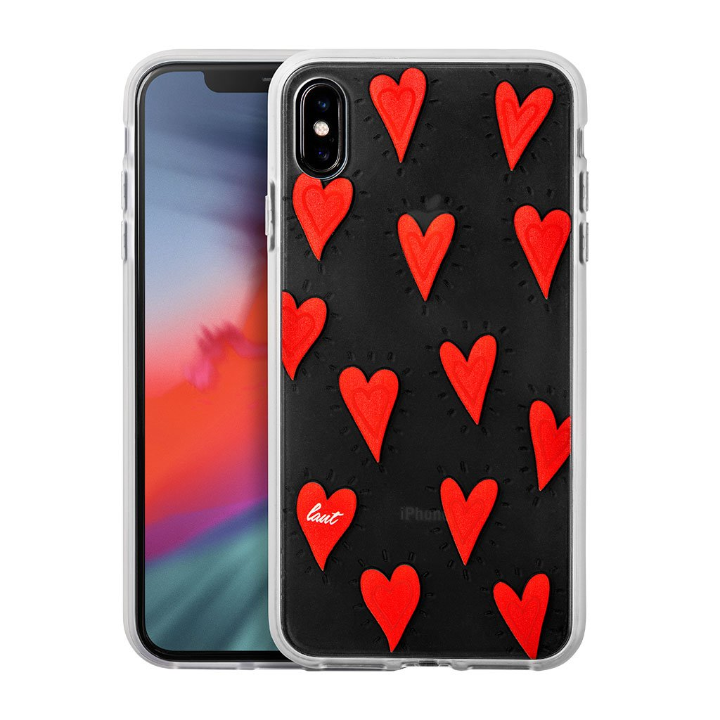 LAUT-QUEEN OF HEARTS for iPhone XS Max-Case-For iPhone XS Max