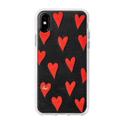 LAUT-QUEEN OF HEARTS for iPhone XS-Case-For iPhone XS