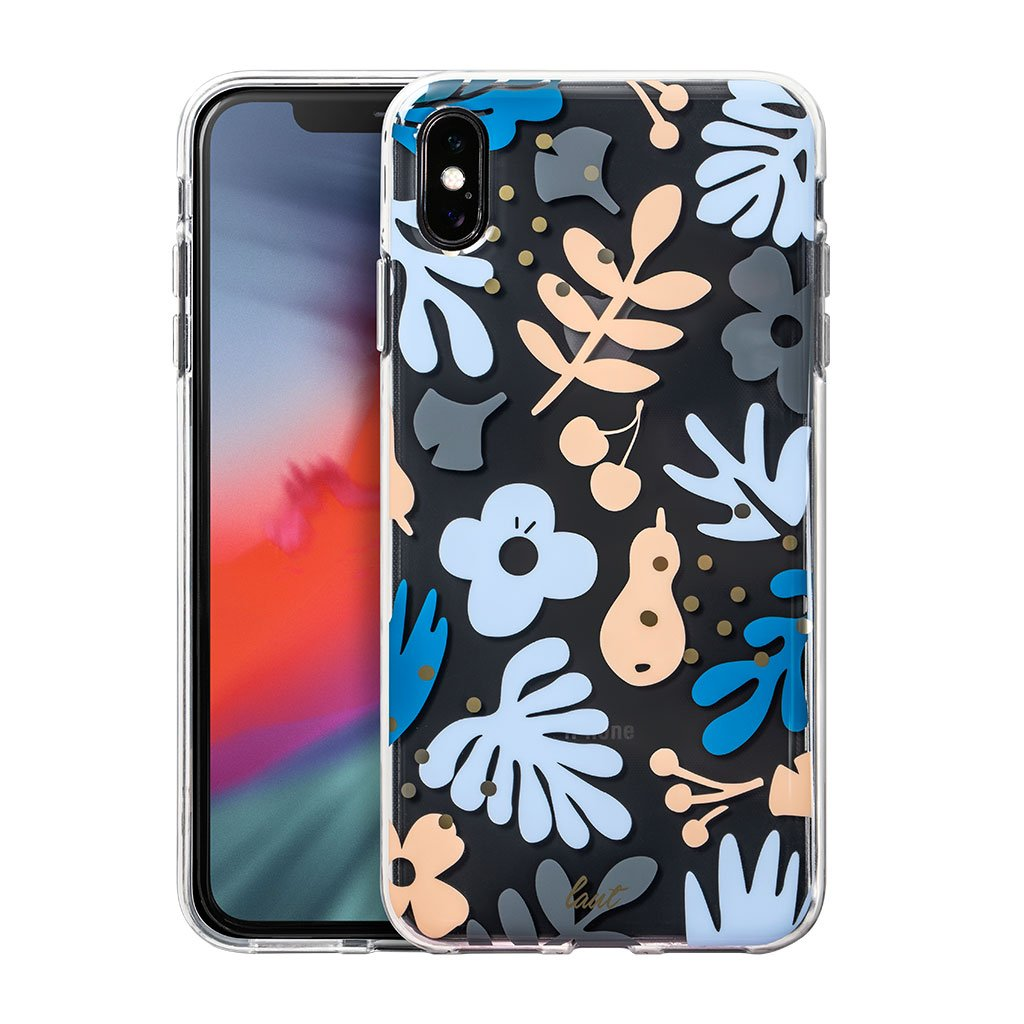 LAUT-SECRET GARDEN for iPhone XS Max-Case-For iPhone XS Max