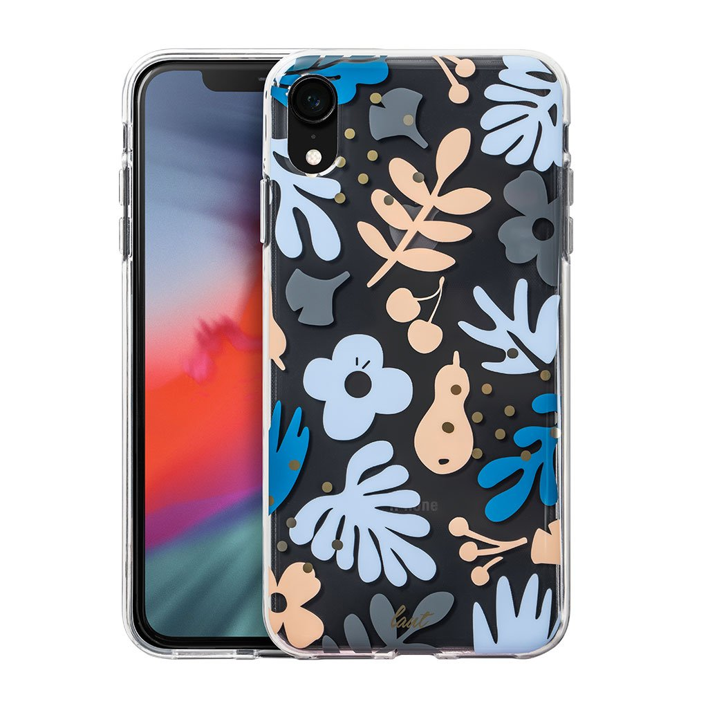 LAUT-SECRET GARDEN for iPhone XR-Case-For iPhone XR