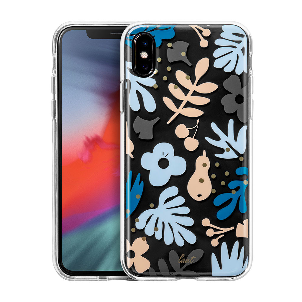 LAUT-SECRET GARDEN for iPhone XS-Case-For iPhone XS