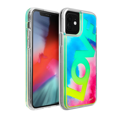 LAUT-NEON LOVE for iPhone 11 | iPhone 11 Pro | iPhone 11 Pro Max-Case-iPhone 11 / iPhone 11 Pro / iPhone 11 Pro Max