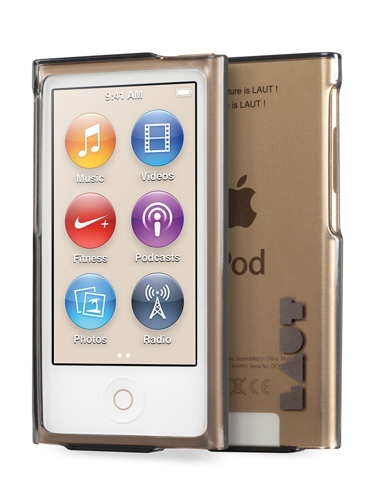 LAUT-LUME for iPod nano 7th Gen-Case-For iPod nano 7th Gen