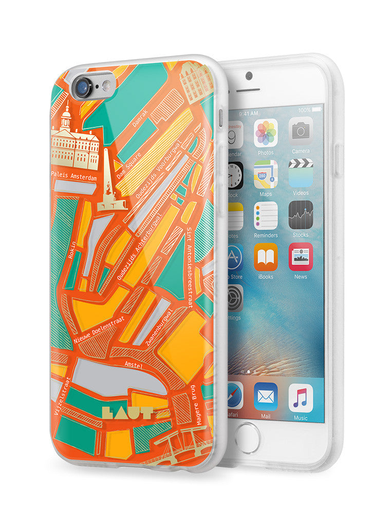 LAUT-NOMAD Amsterdam-Case-For iPhone 6 series