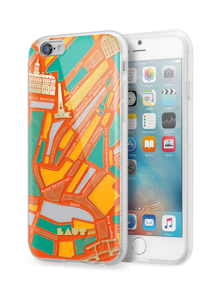 LAUT-NOMAD Amsterdam-Case-For iPhone 6 Plus series