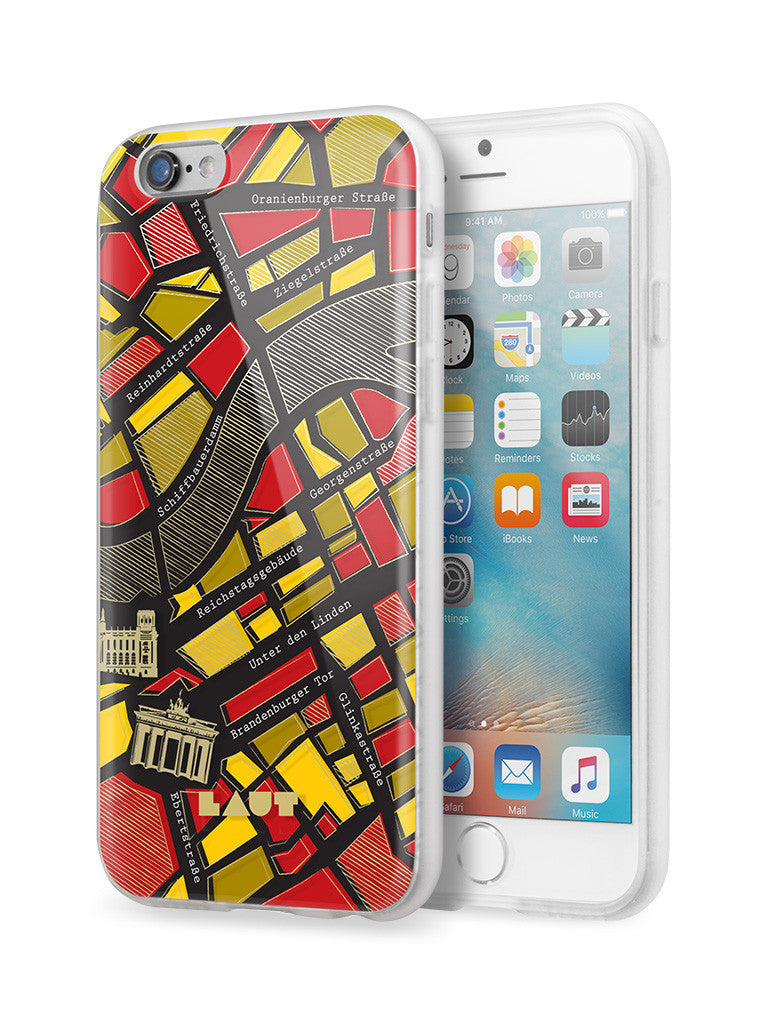 LAUT-NOMAD Berlin-Case-For iPhone 6 Plus series
