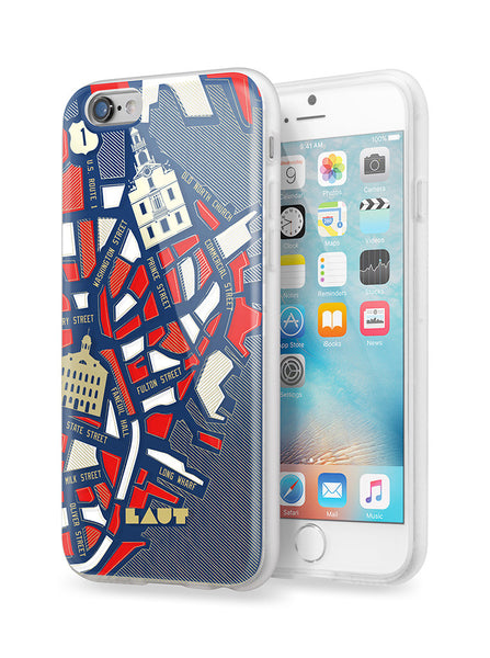 LAUT-NOMAD Boston-Case-For iPhone 6 series