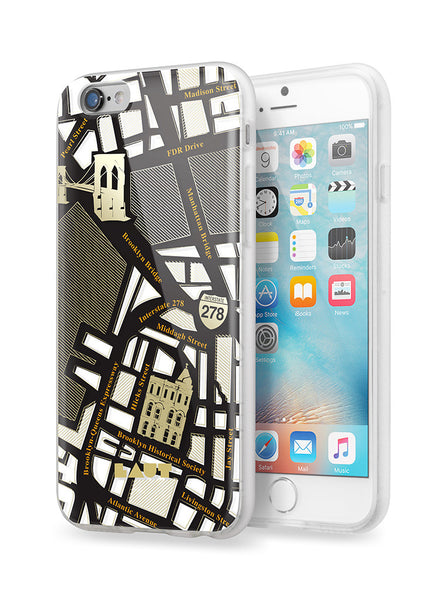 LAUT-Case-NOMAD Brooklyn-For iPhone 6s / 6 series