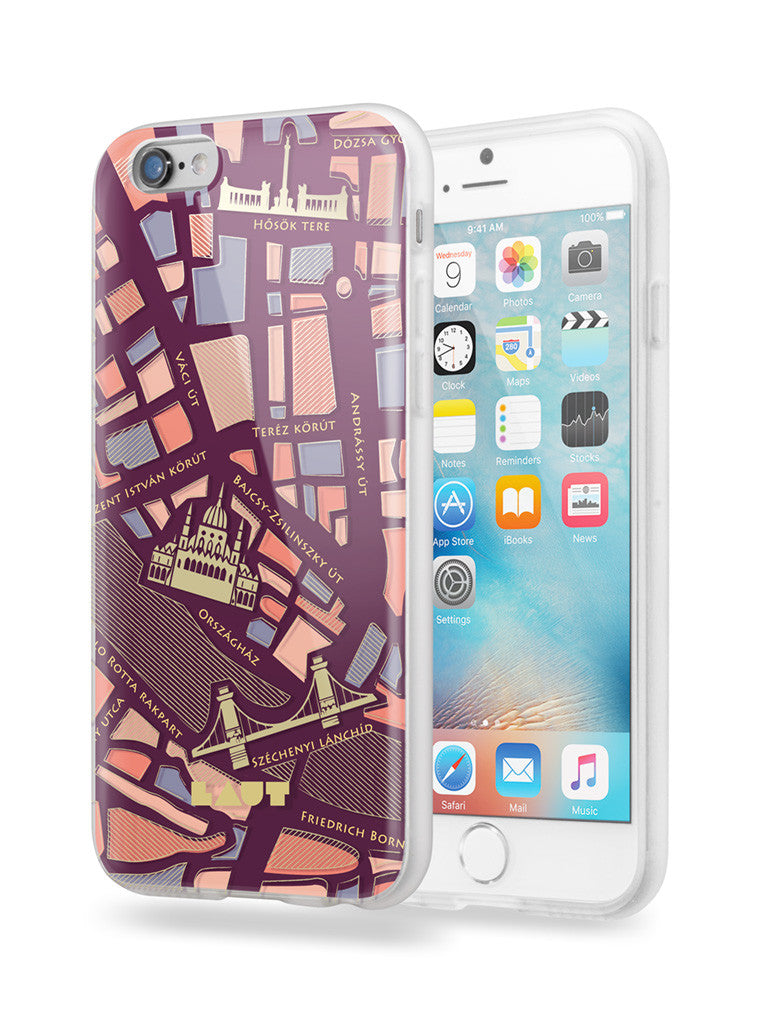 LAUT-NOMAD Budapest-Case-For iPhone 6 series
