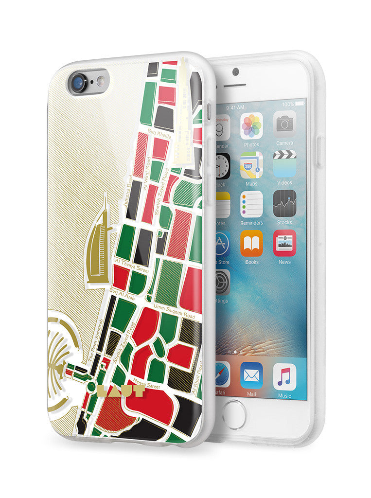 LAUT-NOMAD Dubai-Case-For iPhone 6 series