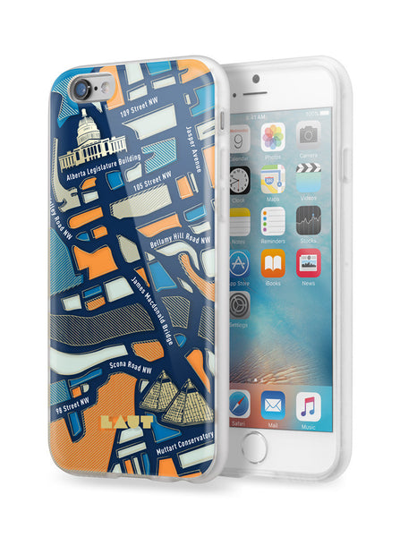 LAUT-NOMAD Edmonton-Case-For iPhone 6 series