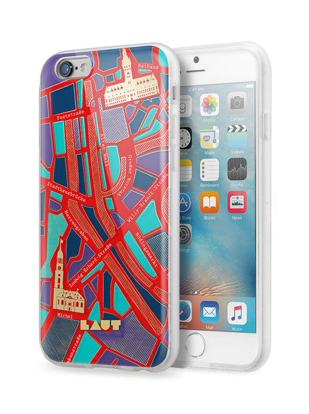 LAUT-NOMAD Hamburg-Case-For iPhone 6 series