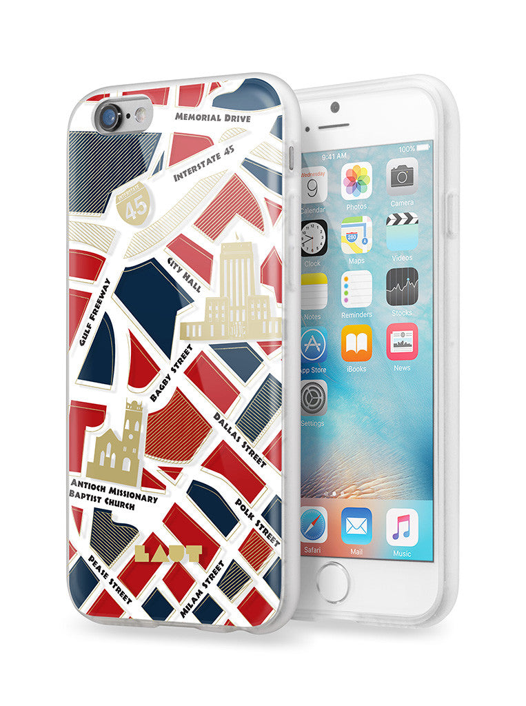 LAUT-NOMAD Houston-Case-For iPhone 6 series