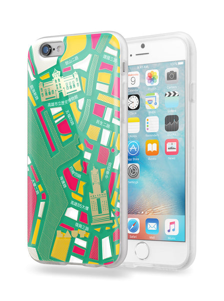 LAUT-Case-NOMAD Kaohsiung-For iPhone 6s / 6 series - 1