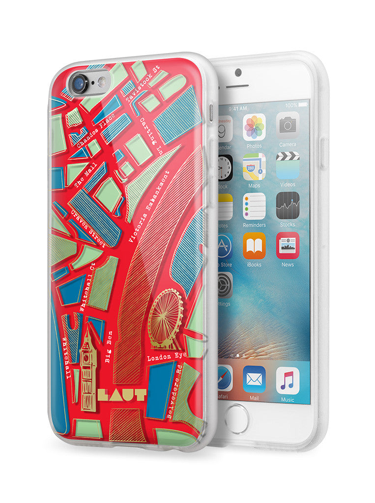 LAUT-NOMAD London-Case-For iPhone 6 Plus series