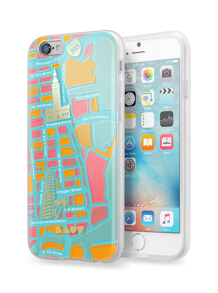 LAUT-Case-NOMAD Miami-For iPhone 6s / 6 series