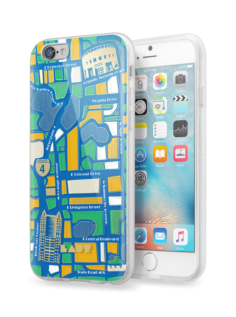 LAUT-NOMAD Orlando-Case-For iPhone 6 series