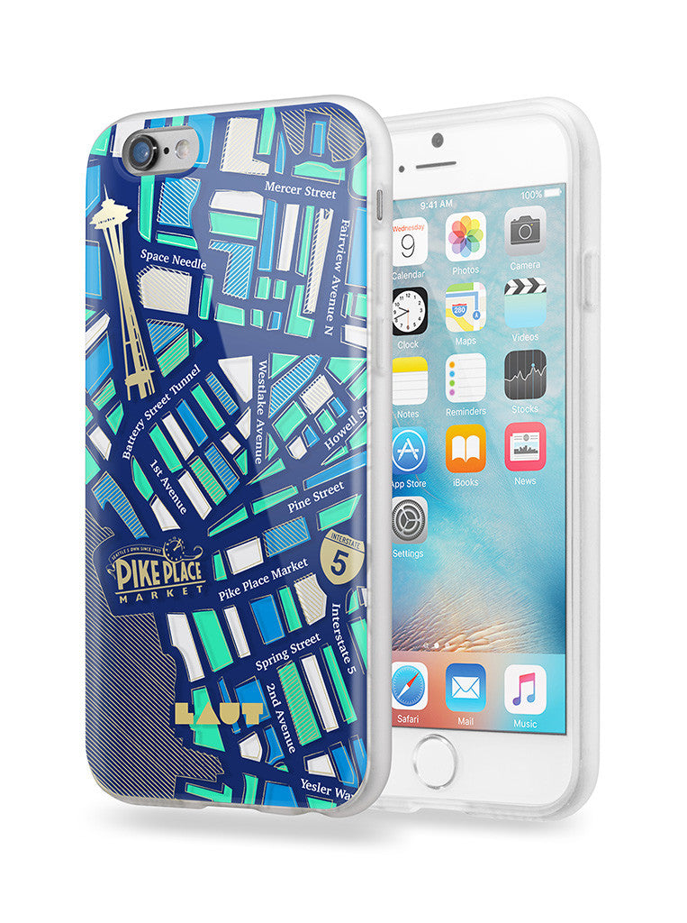 LAUT-NOMAD Seattle-Case-For iPhone 6 series