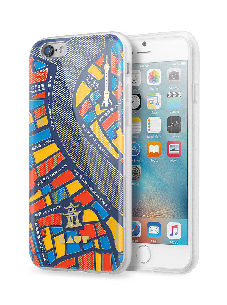 LAUT-NOMAD Shanghai-Case-For iPhone 6 series