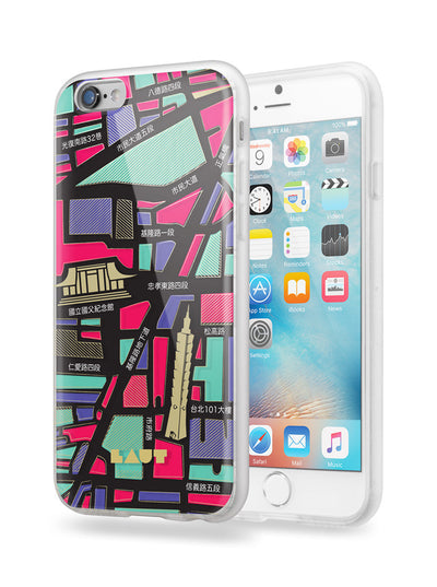 LAUT-NOMAD Taipei-Case-For iPhone 6 series