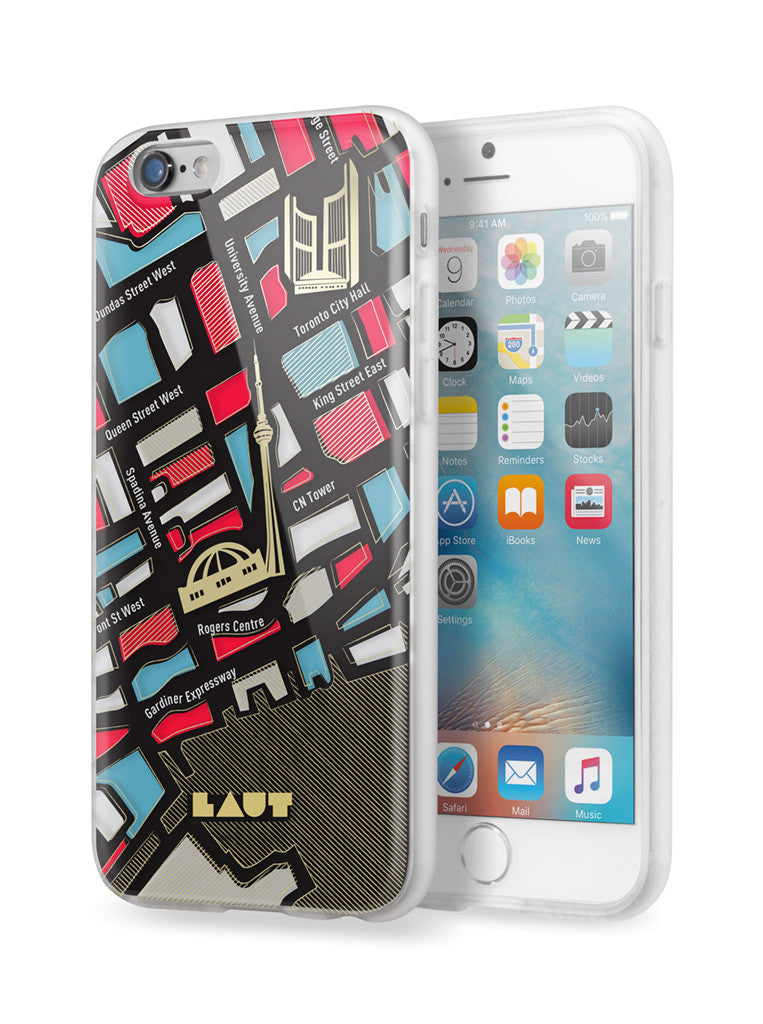 LAUT-NOMAD Toronto-Case-For iPhone 6 series