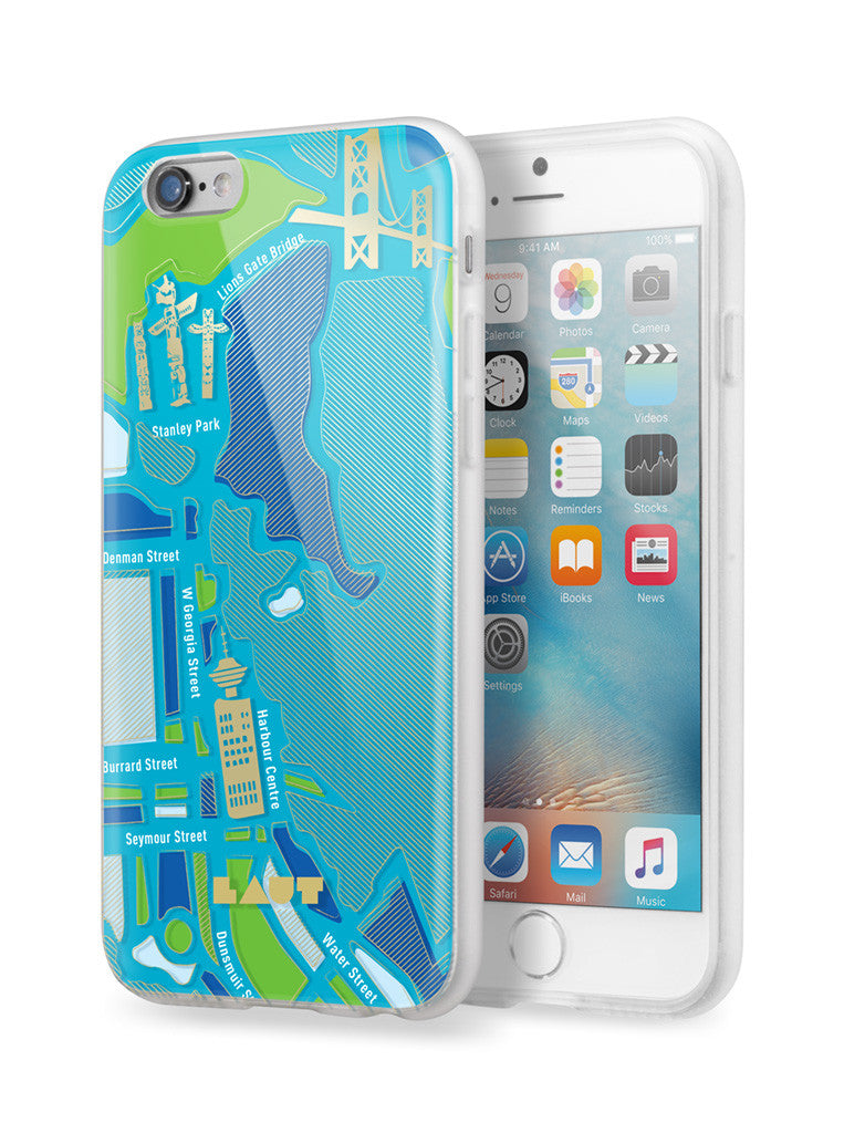 LAUT-NOMAD Vancouver-Case-For iPhone 6 series